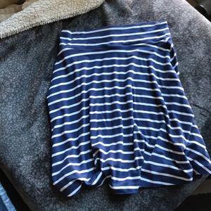 Old Navy size Medium cotton skirt